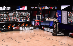 As hard as it may be, NBA players will now have to get used to not having fans in the stands.
