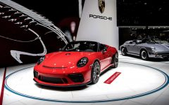 Porsche's eFuels may Compete with Electric Cars