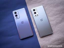 (Image courtesy of Android Central) from left to right, The Oneplus 9 and The Oneplus 9 Pro